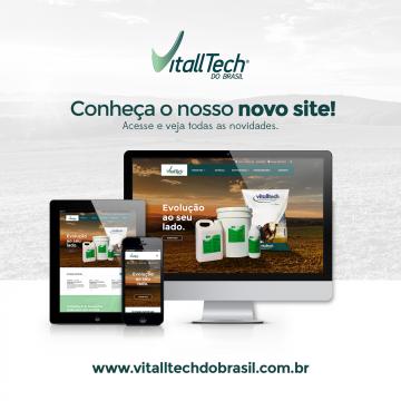 Novo Site VITALLTECH DO BRASIL