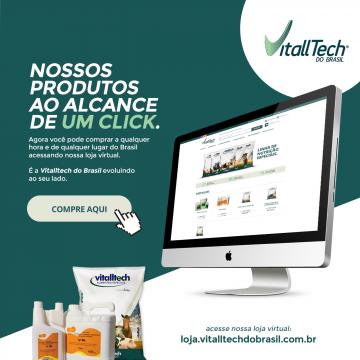 Loja Virtual VITALLTECH DO BRASIL