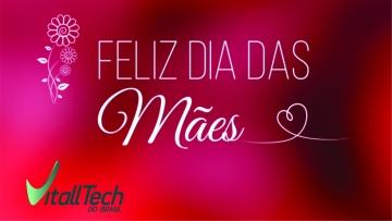 Parabéns a todas as mães pelo seu dia!