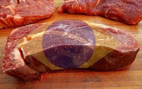 Exportações em julho de carne bovina brasileira têm o melhor resultado de 2017