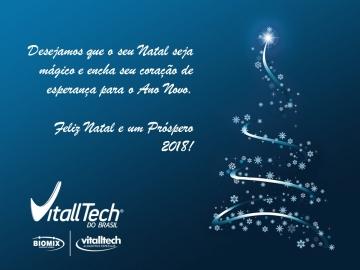 Feliz Natal e um próspero 2018!!