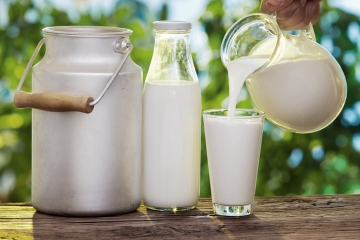 Preço do leite dispara nos supermercados