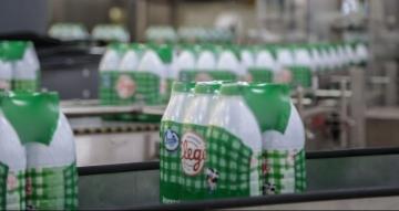 Fábrica da Lactalis no Sul produzirá UHT em garrafas