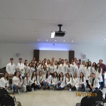 Vitalltech do Brasil® recebe visita técnica de alunos da UPF