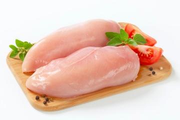Frango registra maior diferença de preços frente às carnes concorrentes