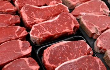 Exportação de carne de gado deve ser recorde