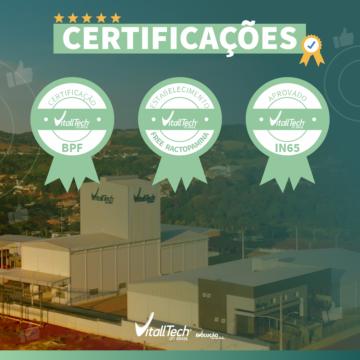 Certificação de empresa Livre de Ractopamina