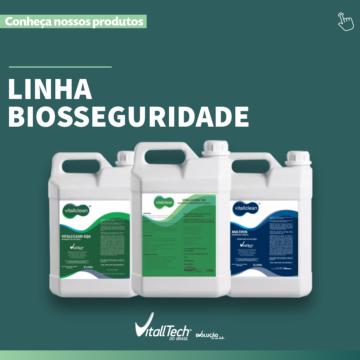 PRODUTOS | Conheça nossa Linha de Biosseguridade