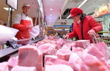Carnes: importação da China supera 1 milhão de t, crescimento de 11,4%