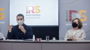 Governador do RS assina decreto de renovação do Fundoleite