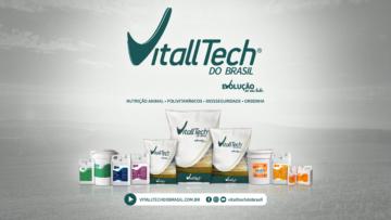 Conheça a VitallTech do Brasil®: indústria referência em nutrição animal.